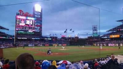Phillies 2019 Single Game Tickets-DIAMOND CLUB