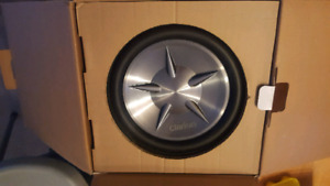 """Clarion 12"""" subwoofers for sale"""