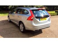2015 Volvo V60 D4 Business Edition Auto Sat N Automatic Diesel Estate