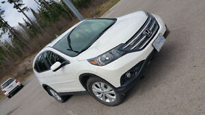 2013 Honda CR-V EXL SUV, Crossover low Millage super conditions
