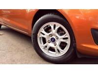 2013 Ford Fiesta 1.6 TDCi Zetec ECOnetic 5dr Manual Diesel Hatchback