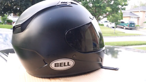 Bell vortex/shaded visor/sena Bluetooth headset