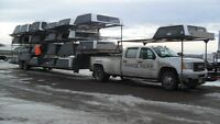 "Alberta Trailers & Truck Canopies ""No Service Fee"" LAYAWAY PLAN"