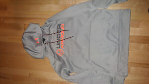 Under Armour hoodie. Mens small