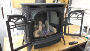 Vermont Castings Stardance Direct Vent Natural Gas Fireplace