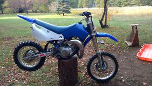 Yamaha yz80lc