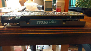 MSI Radeon HD 7950 Twin Frozr III Video Card (GPU)
