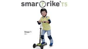 Brand New - SmarTrike T5 Scooter