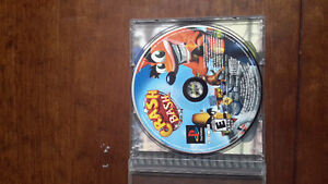 Crash Bash Ps1