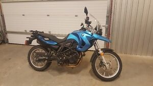 2009 BMW GS650 trading for 3/4 or 1 ton pick up truck