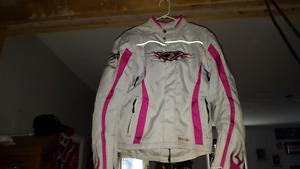 FXR Motorcycle Jacket