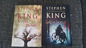 Stephen King Novels - book 2 and 3 of trilogy