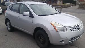 Nissan Rogue FWD 4dr SL 2008