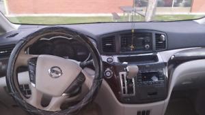2011 Nissan Quest Minivan, Van