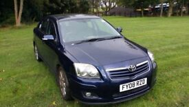 Toyota Avensis 2.0 Taxi plated