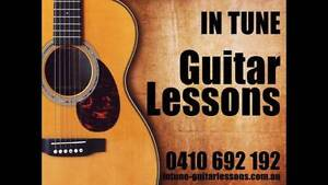 GUITAR LESSONS - SCHOOL HOLIDAY SPECIAL Southern River Gosnells Area Preview