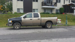 2002 Dodge Power Ram 1500 slt Pickup Truck