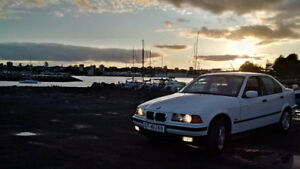 1996 BMW 320I (GERMAN IMPORTED)