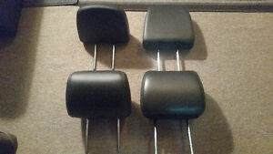 FORD F150 - BLACK LEATHER HEAD RESTS -$225  O.B.O