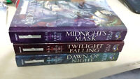 Forgotten Realms The Erevis Cale Trilogy books 1-3
