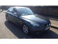 BMW 5 series 520 se turbo diesel 2007 57 plate merc x5 ml e class