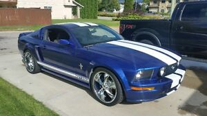 2005 Ford Mustang gt 350 clone Coupe (2 door)