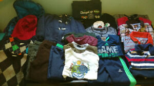 Boy's clothes Winter/Fall lot - Size 3T