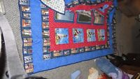 dould size quilt