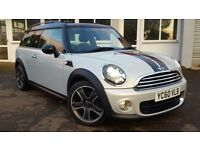 MINI Clubman ONE D Soho (silver) 2010