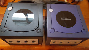 2 GameCube for trade or 30$