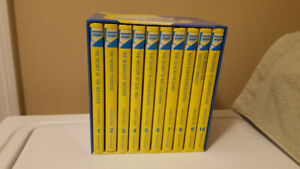 Nancy Drew Mystery Series Collection - 10 Book Set - New