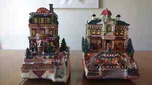**HUGE Christmas Village Collection!!**
