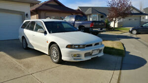 1996 Mitsubishi Legnum VR4 *FIRST CANADIAN OWNER*