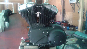 Wanted complete sportster or Buell carburated engine