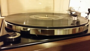 Vintage Sony PS-1100 Turntable Record Player Home Stereo