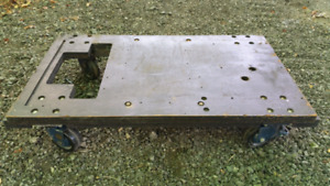 "Heavy-duty dolly 26""x46"""