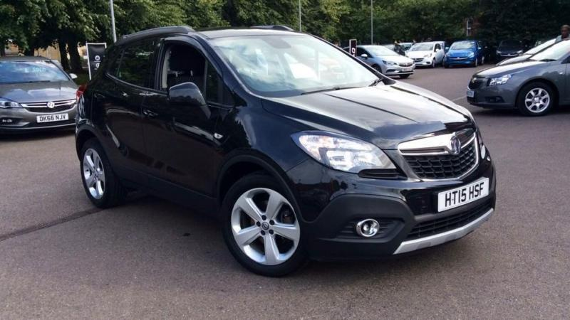 2015 Vauxhall Mokka 1.6i Tech Line 5dr Manual Petrol Hatchback