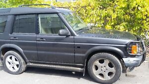 1999 Land Rover Discovery LX-G SUV, Crossover