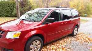 Dodge grand caravan stow and go 2008