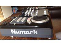 DJ decks Numark Axis 9 x 2 & Stanton mixer