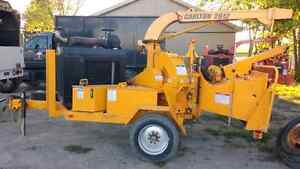 "CARLTON 2012 12"" WOOD CHIPPER"