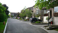SUBLET Large 3-Bedroom Townhouse @Don Mills / Steeles, 3 bath AC