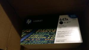 HP 647A CE260A Laserjet Print Cartridge