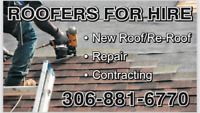 Roofers For Hire