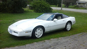 1988 CORVETTE, 35th anniversary edtion
