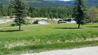 2.5 Acre home near sicamous BC