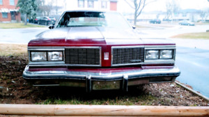 1984 delta 88 royal (oldsmobile)