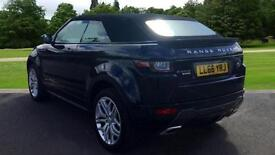 2017 Land Rover Range Rover Evoque 2.0 Si4 HSE Dynamic Lux 2dr Automatic Petrol
