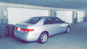 HONDA ACCORD 2004 160000KM A VENDRE TO SELL