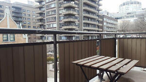 May - July/August sublet downtown near McGill, Concordia